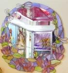 Декорирование зеркал